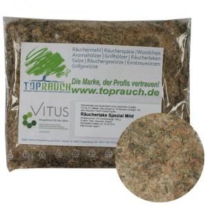Räucherlake Spezial mild